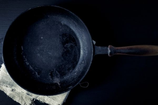 Used and vintage cast iron can be great